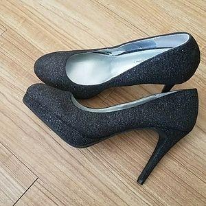FIONI NIGHT Women's Closed Toe Shoes, Size 8